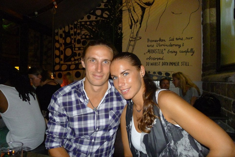 Catherine & Daniel From Stockholm, Sweden