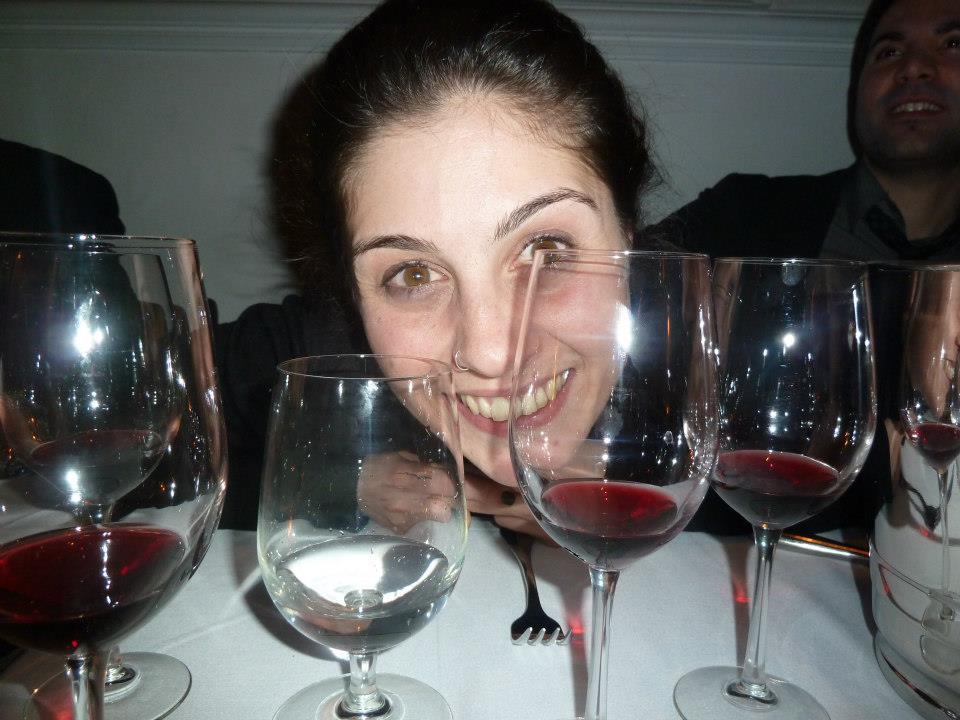 Chloi From Thessaloniki, Greece
