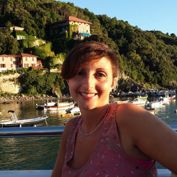 Fabiana From Levanto, Italy
