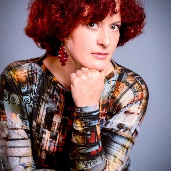 Jasna from Sarajevo