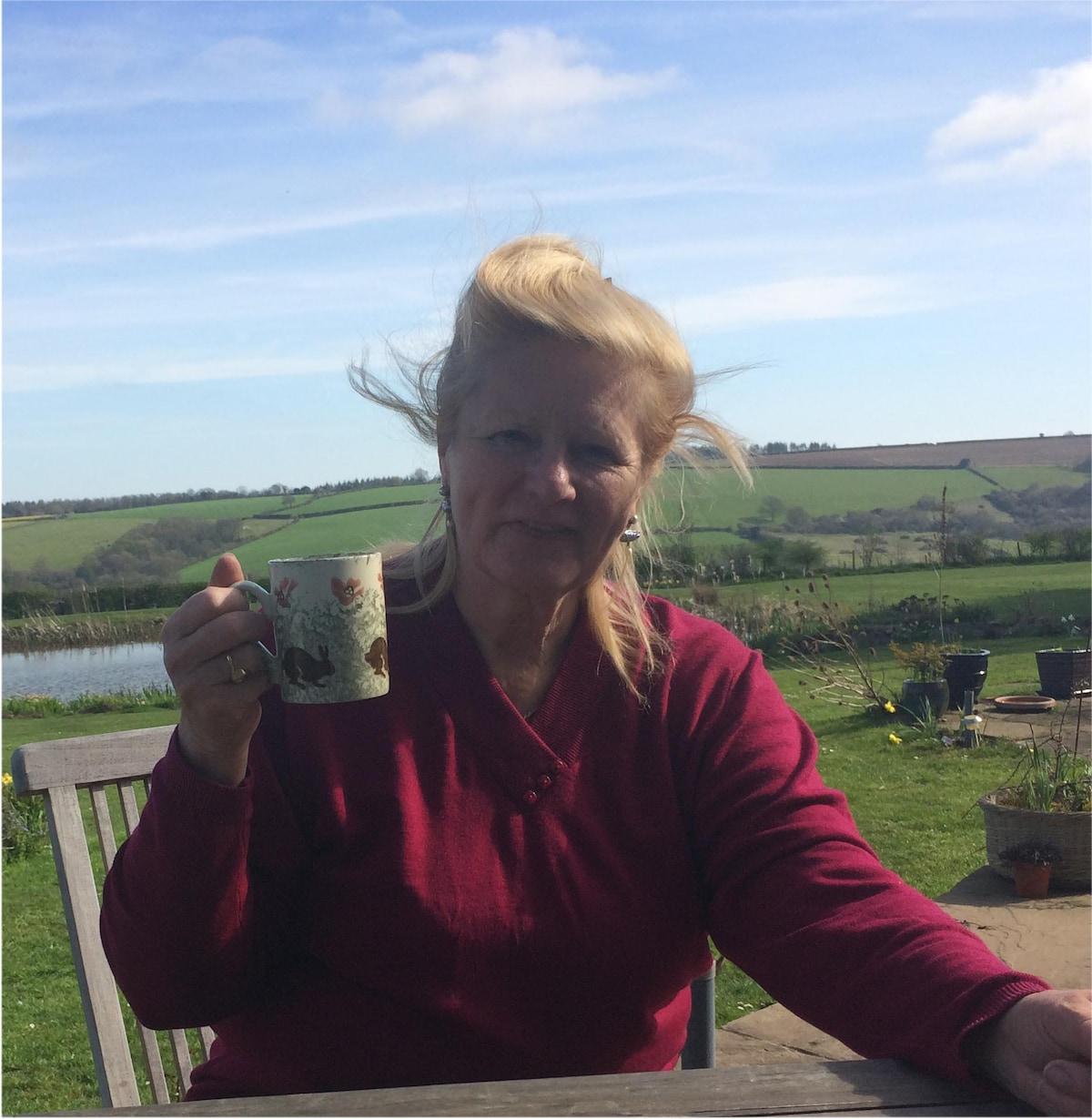 Claire from Winterborne Stickland