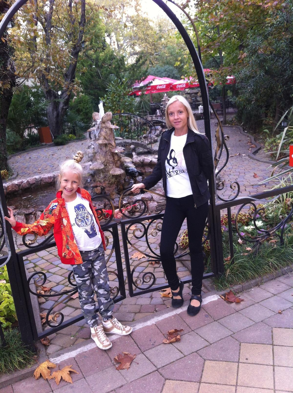 Elena from Sochi