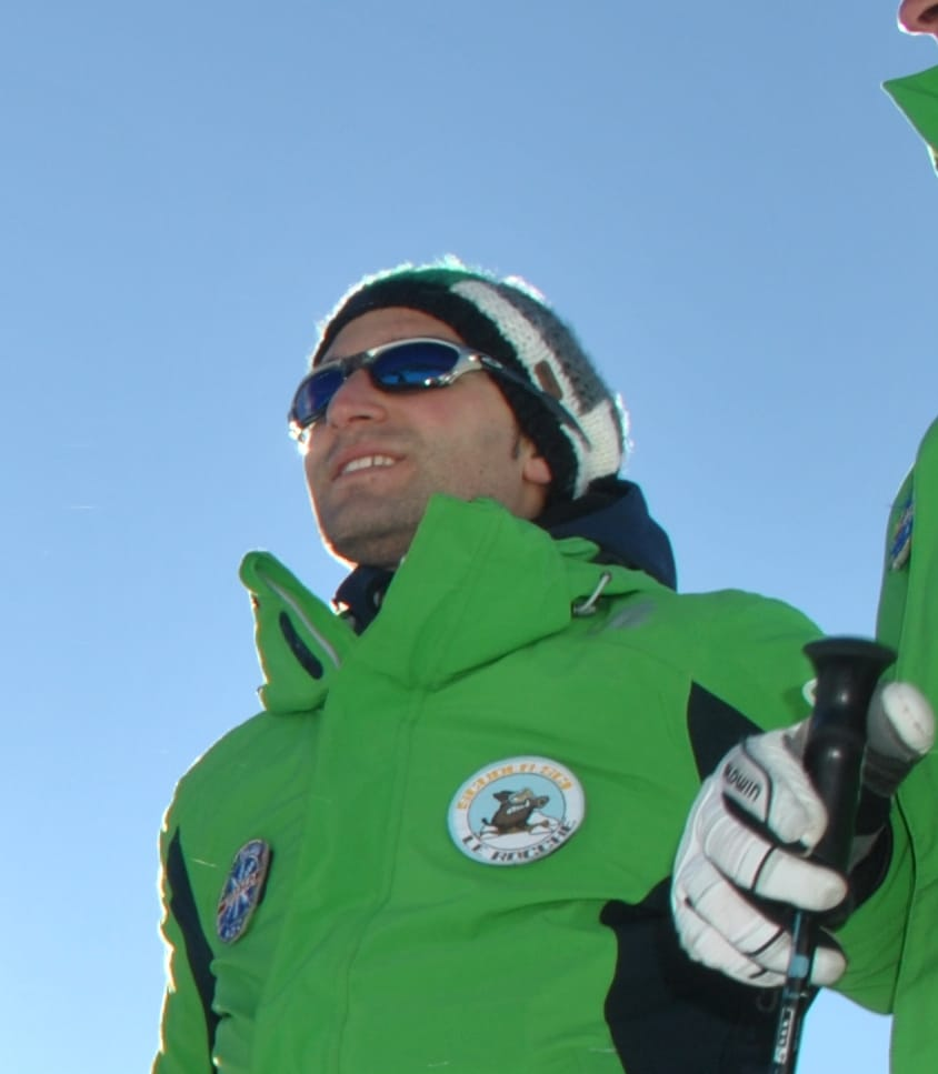 Sono un maestro di sci, amo la montagna e questo f