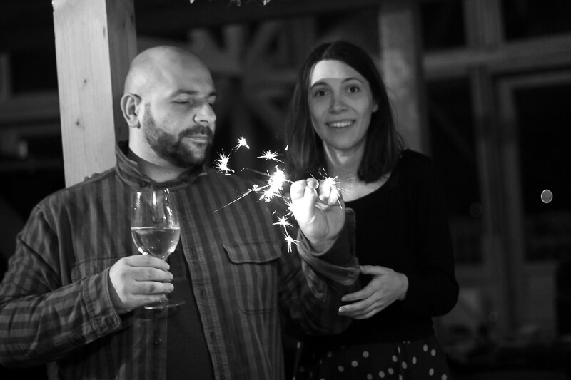 Anda & Toni from Bucharest