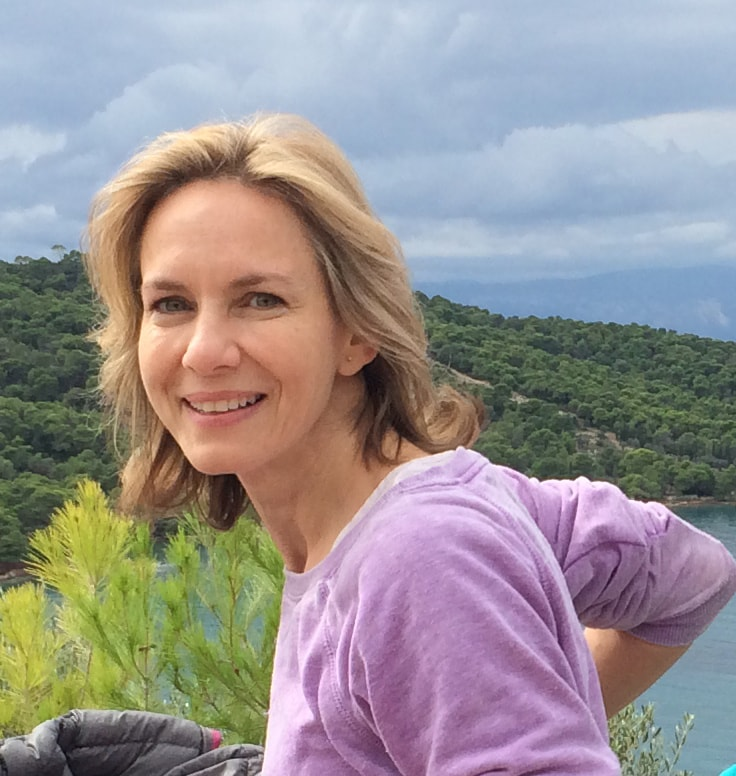 Tina From Paros, Greece