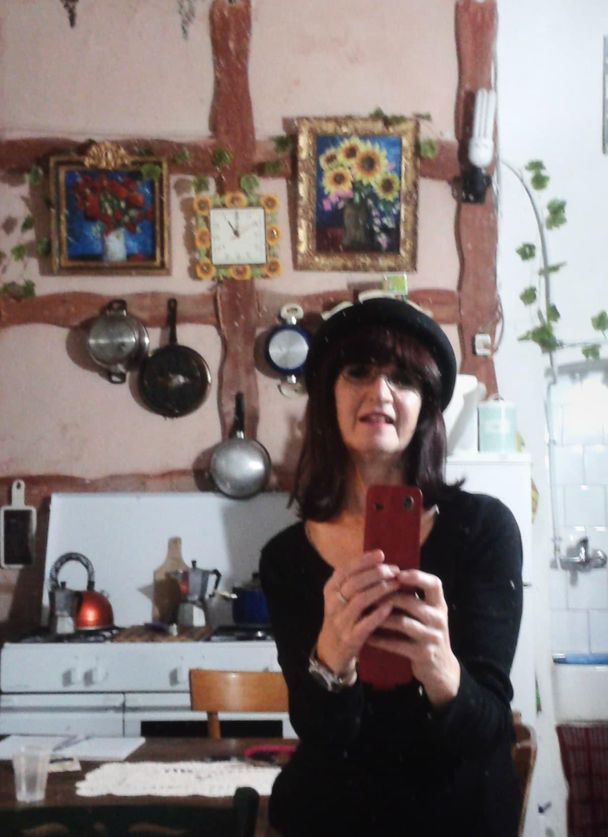 Anne from Pisticci