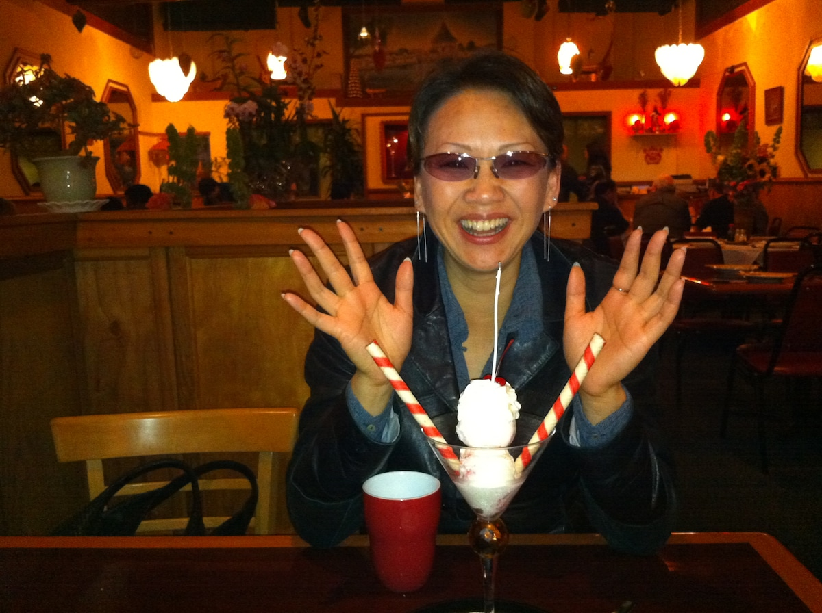 Yumi from San Francisco
