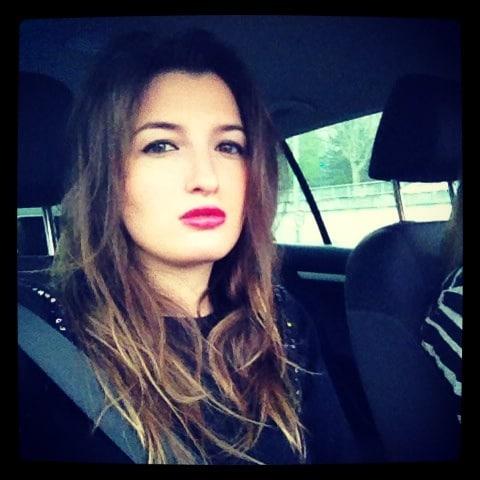 Nadra From Algiers, Algeria