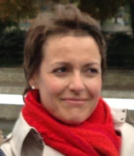 Anne-Catherine from Fegersheim