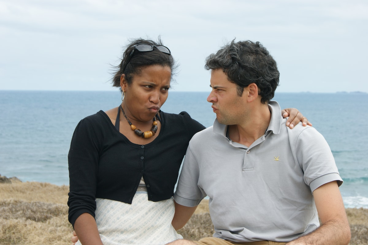 Awa Et Guillaume From Le Bourget, France