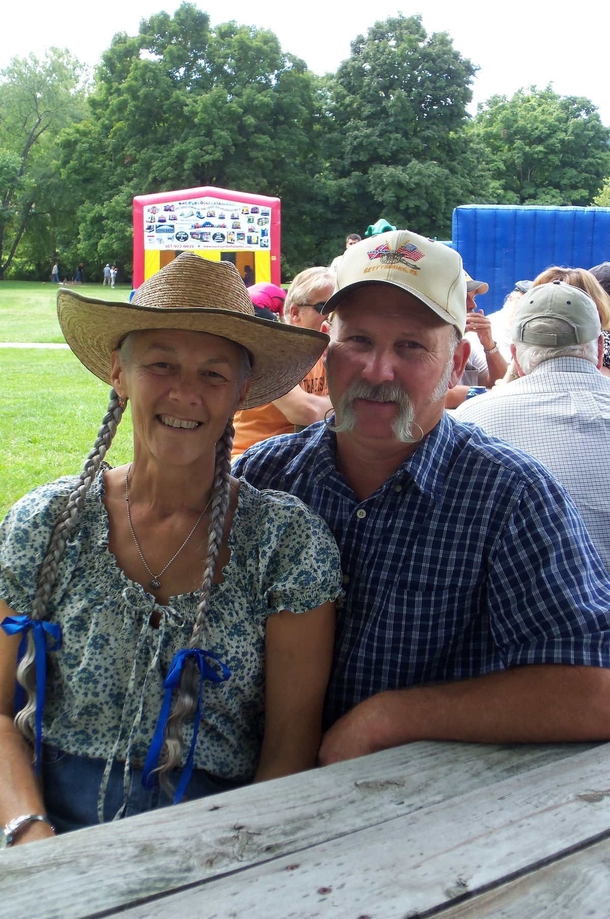 GARSON And Jackie from Gettysburg