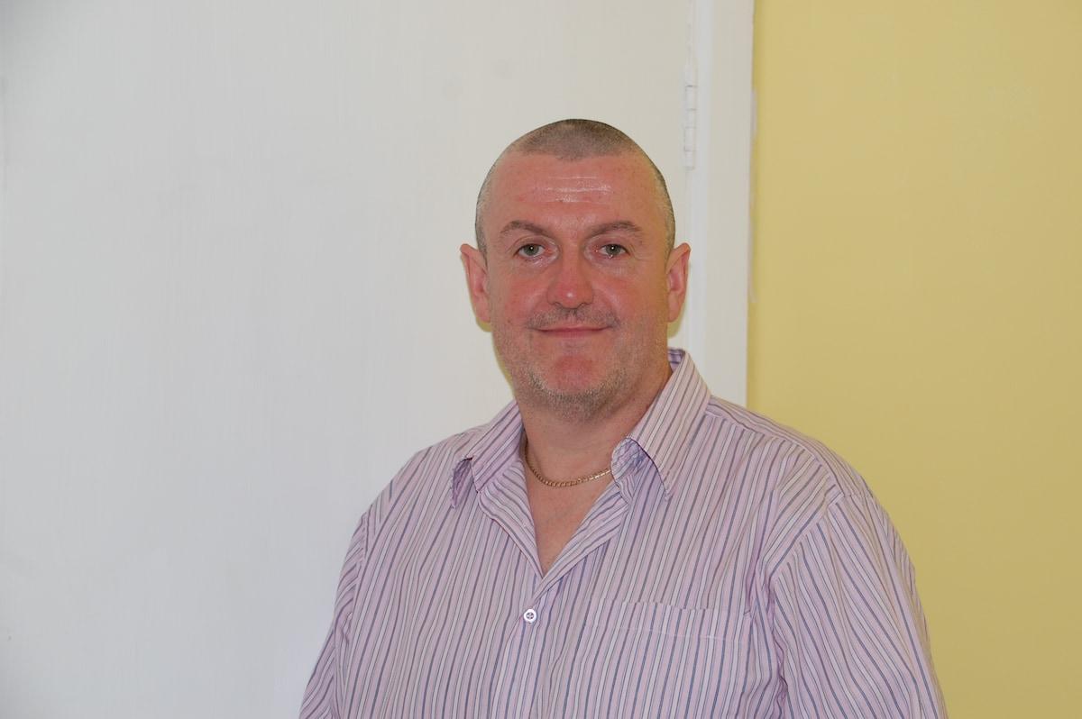 Gabriel From Killashandra, Ireland