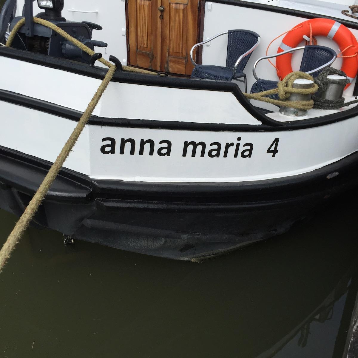 Anna Maria 4 from Sète