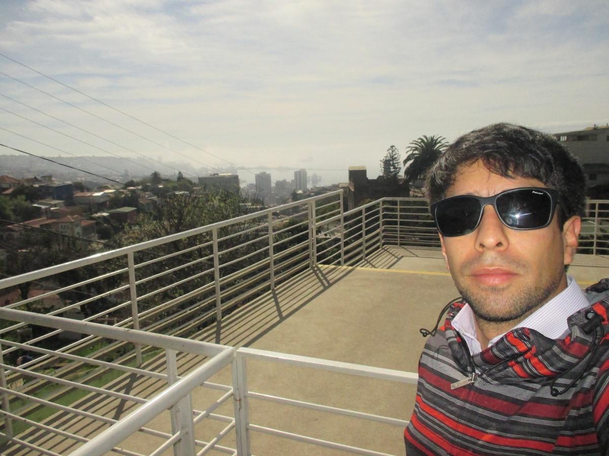 Paolo From Calca, Peru