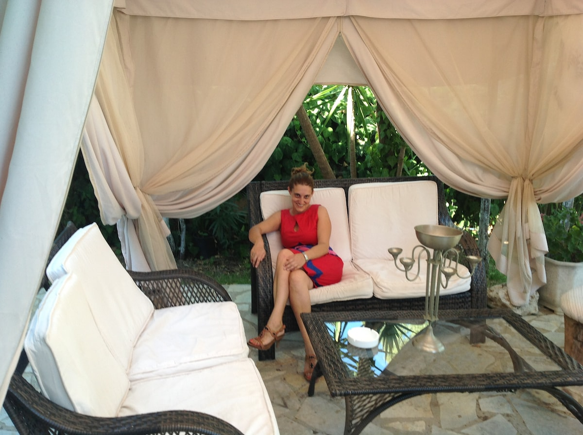 Nantia From Tsoukalades, Greece