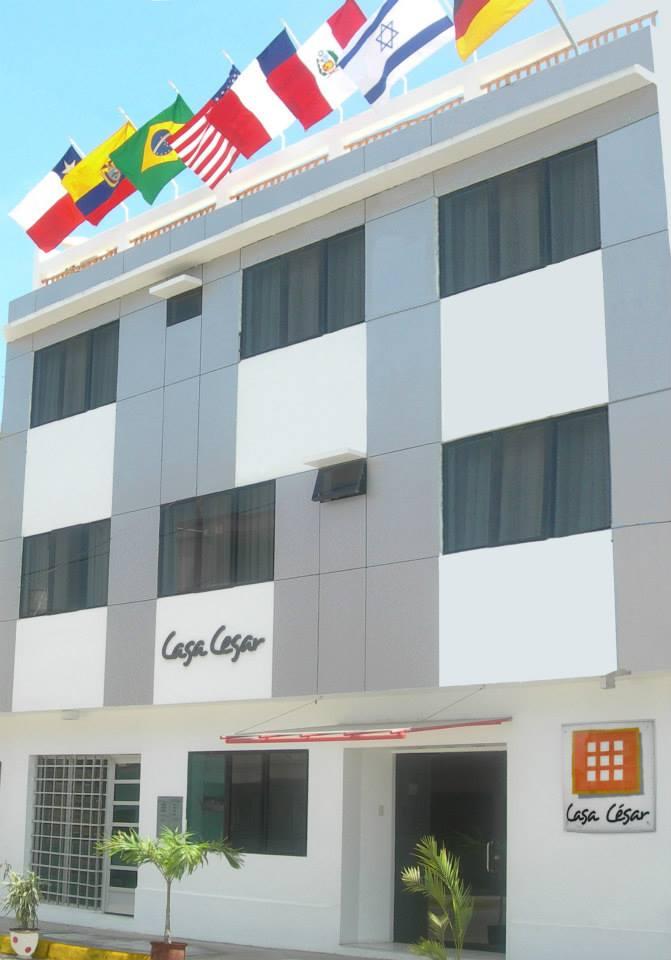 Casa César From Puerto Pizarro, Peru
