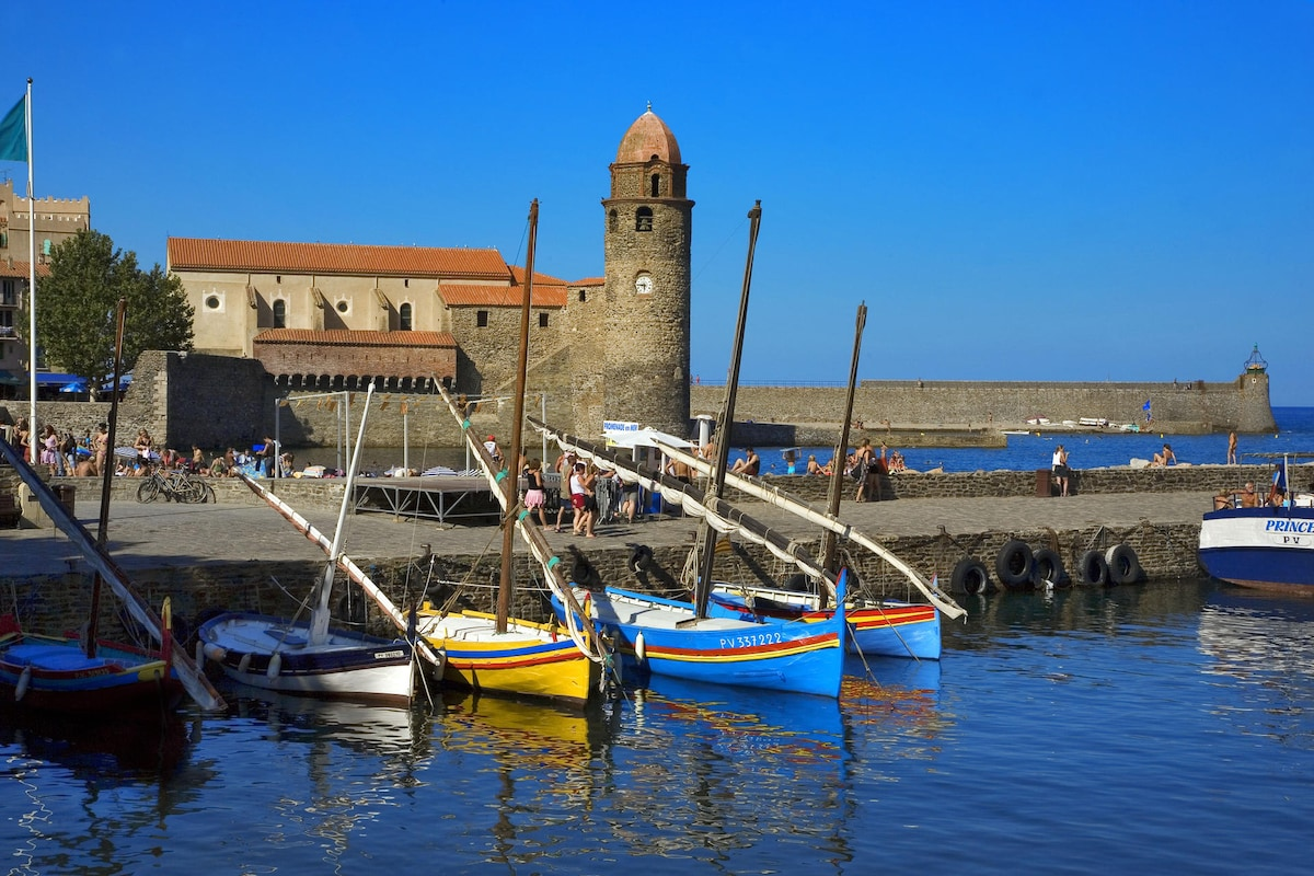 Tania from Collioure