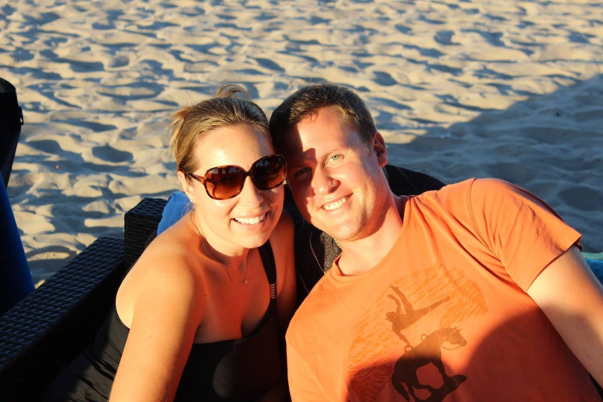 Jen And Mark from Los Angeles