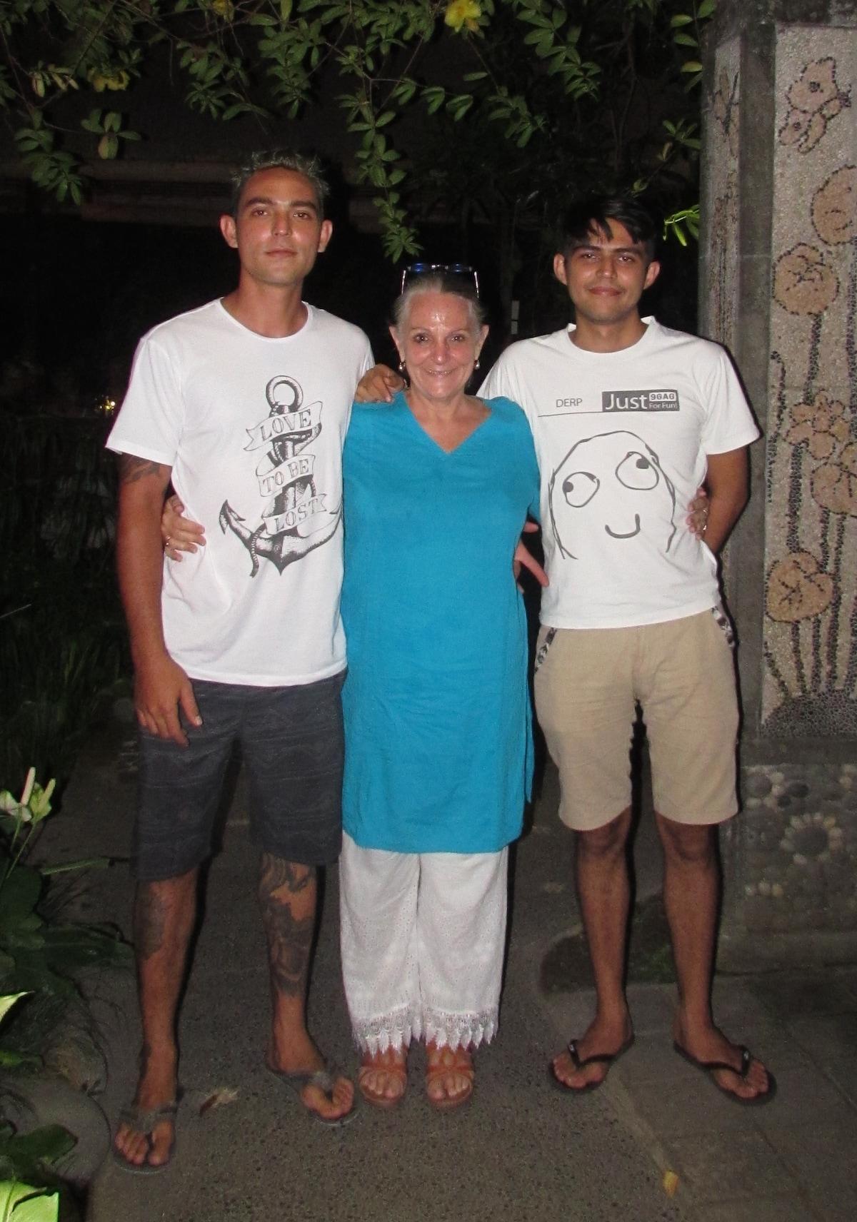 Rucina from Ubud