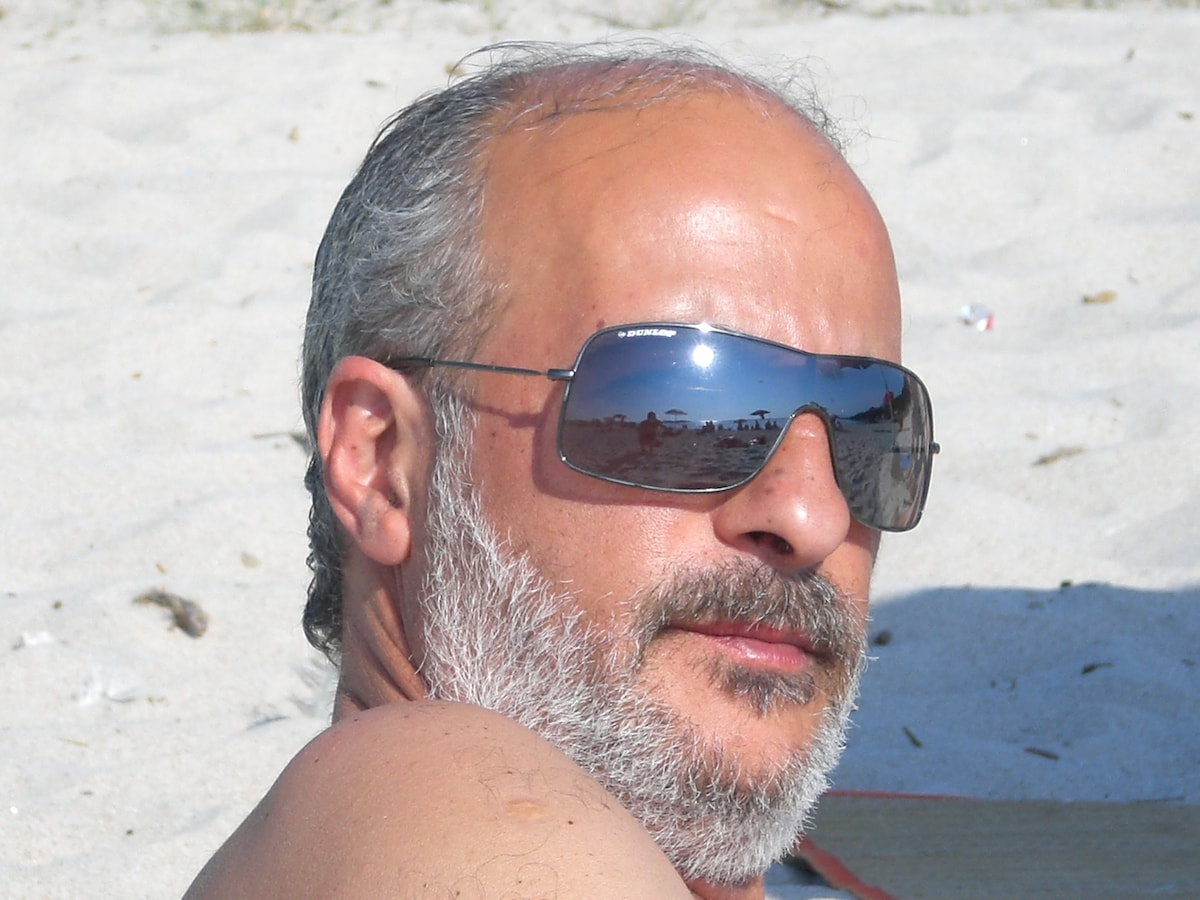 Valentino from Aggius