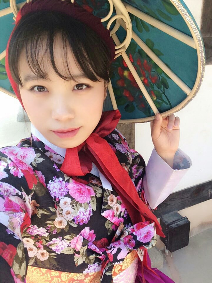 Minji from Lyon