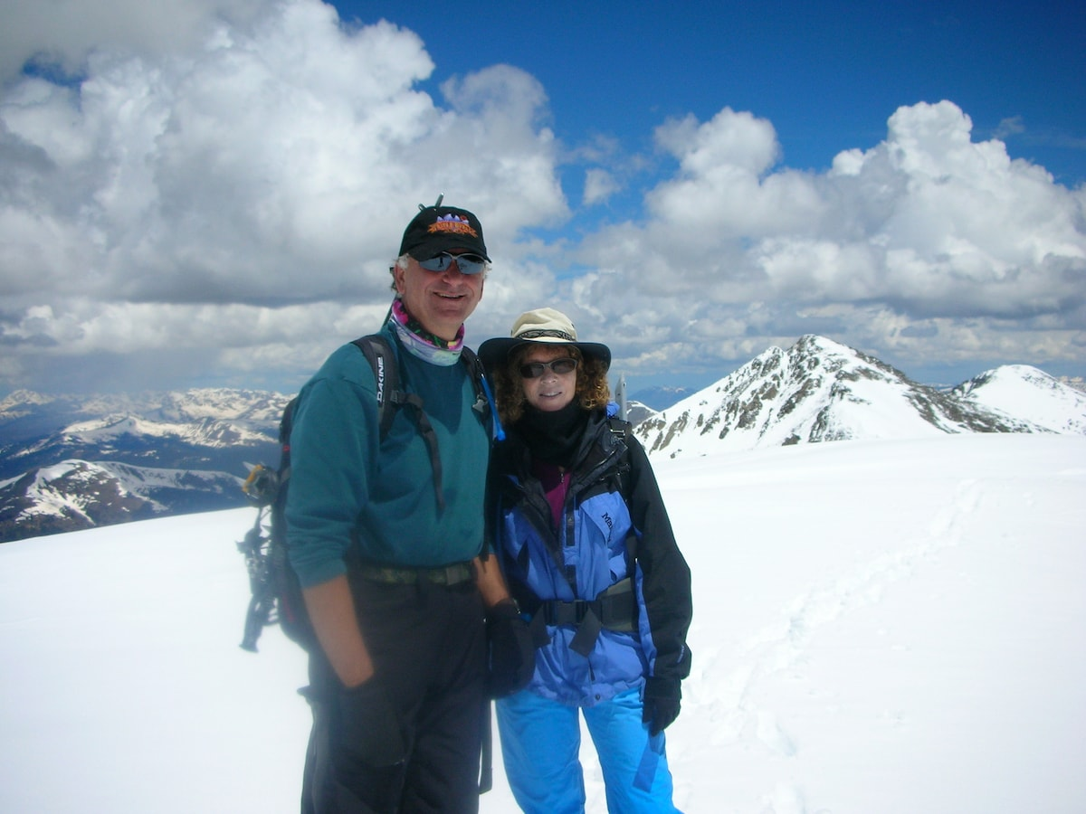 Mark & Lelsie from Breckenridge