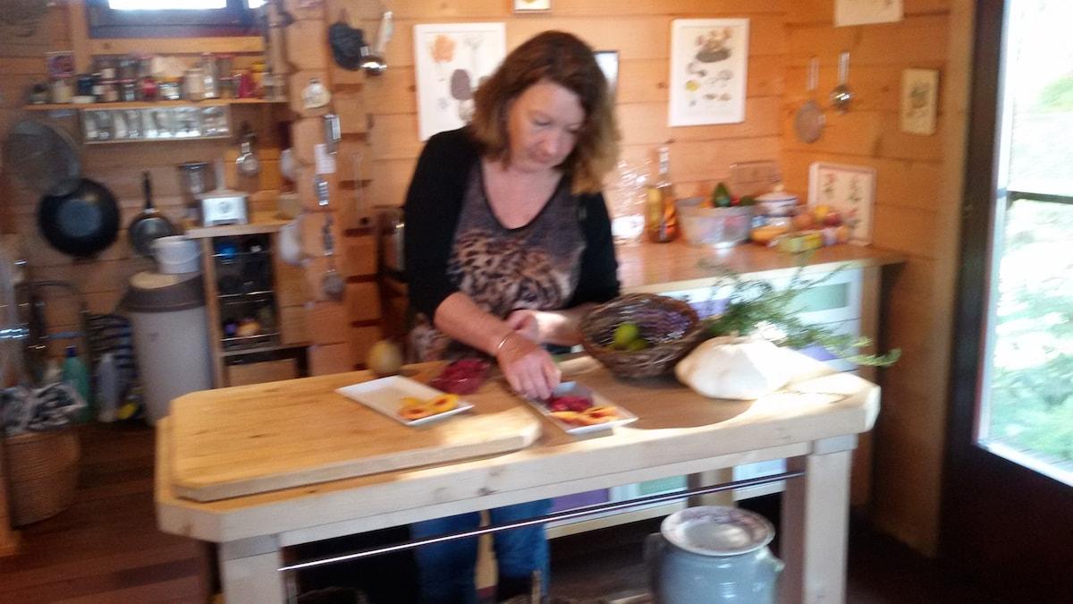 Brigitte from Cadalen