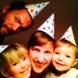 Hi,  We are Pieter and Door. We have two children