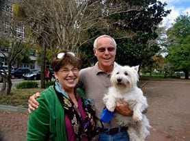 Rick and Glenda Nemes are the Owners of the City C