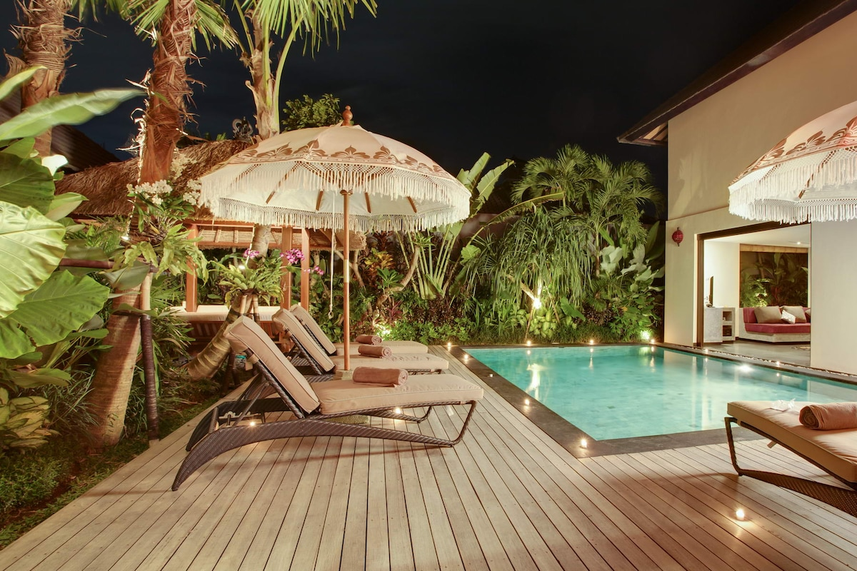 Eclectic Bali Villas From Kuta, Indonesia