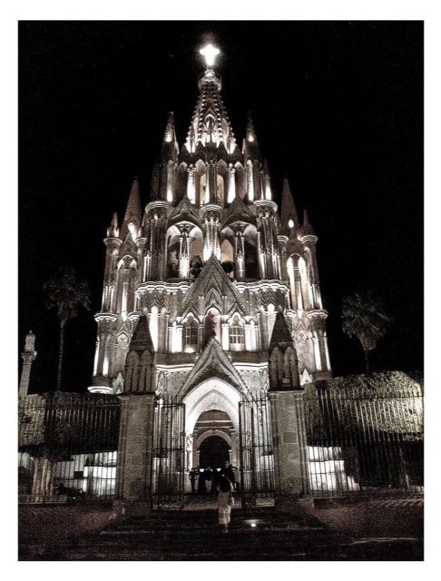 Guadalupe from San Miguel de Allende