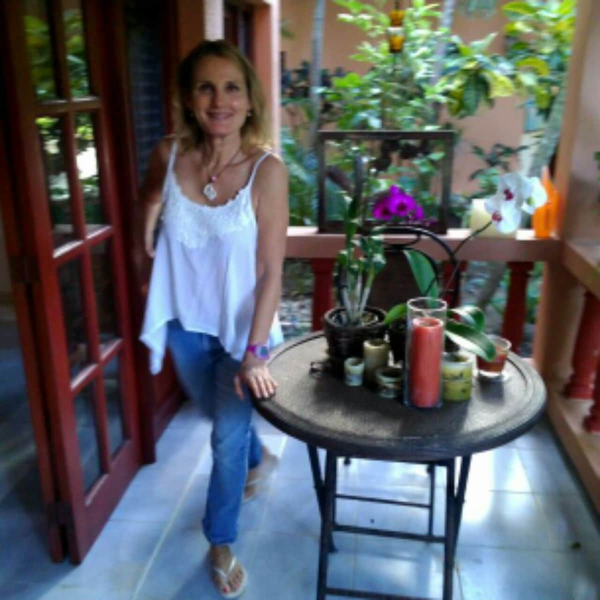 Susy From Villa Magante, Dominican Republic