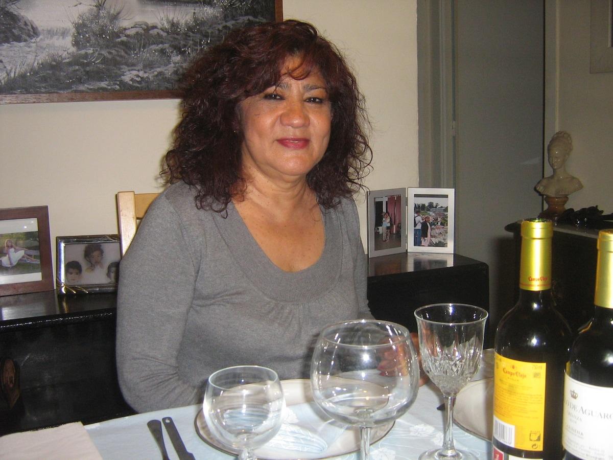 Maria Antonia Nombre Social Tonys from Barcelona