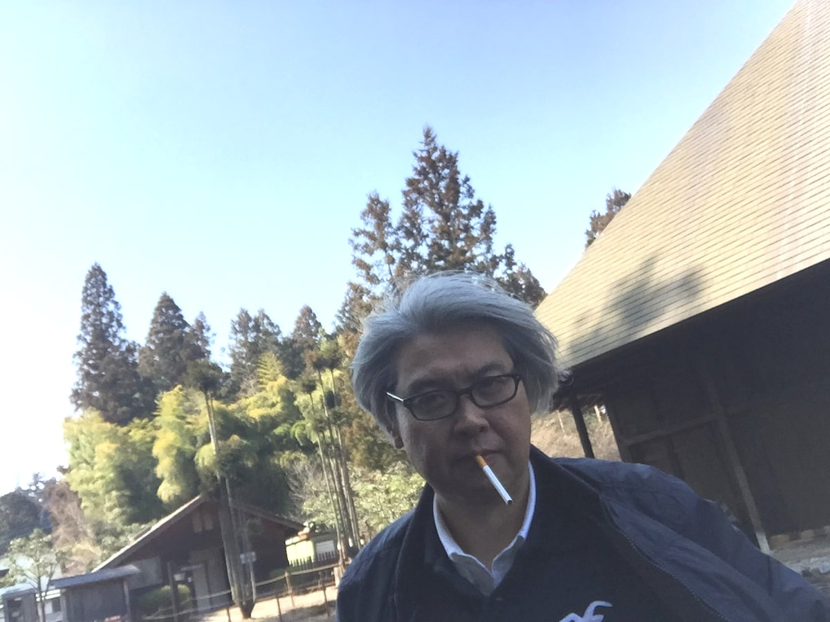 Hideaki from Yokohama