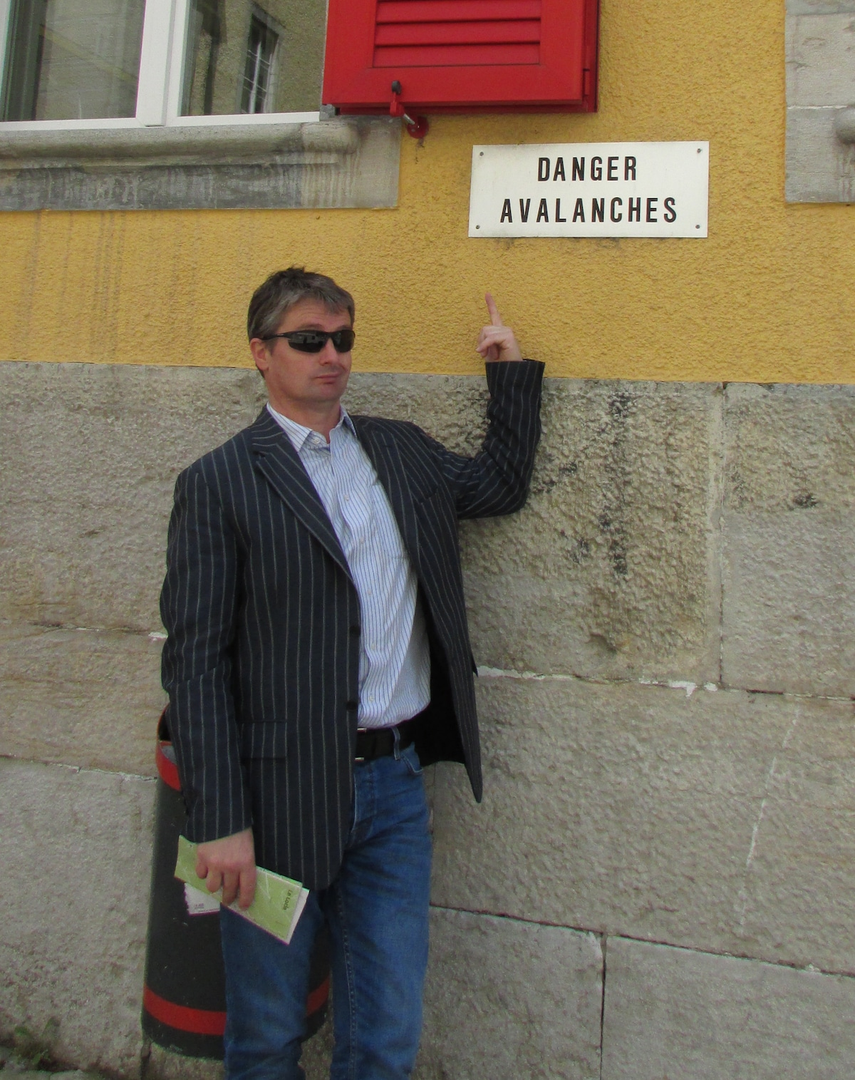 Liam from Neuchâtel