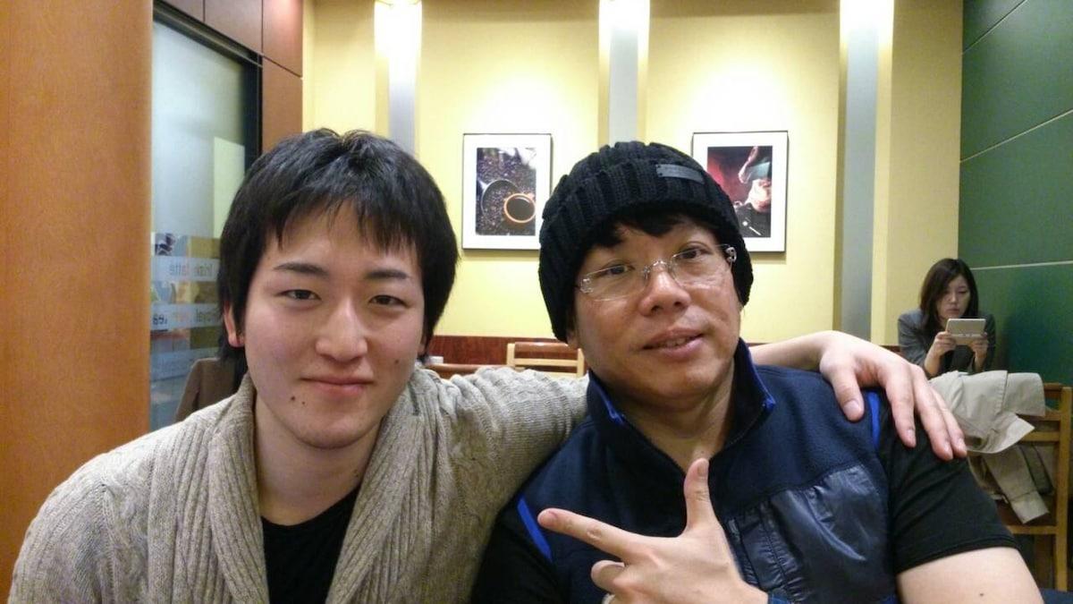 Raphael And Keisuke from Shinjuku