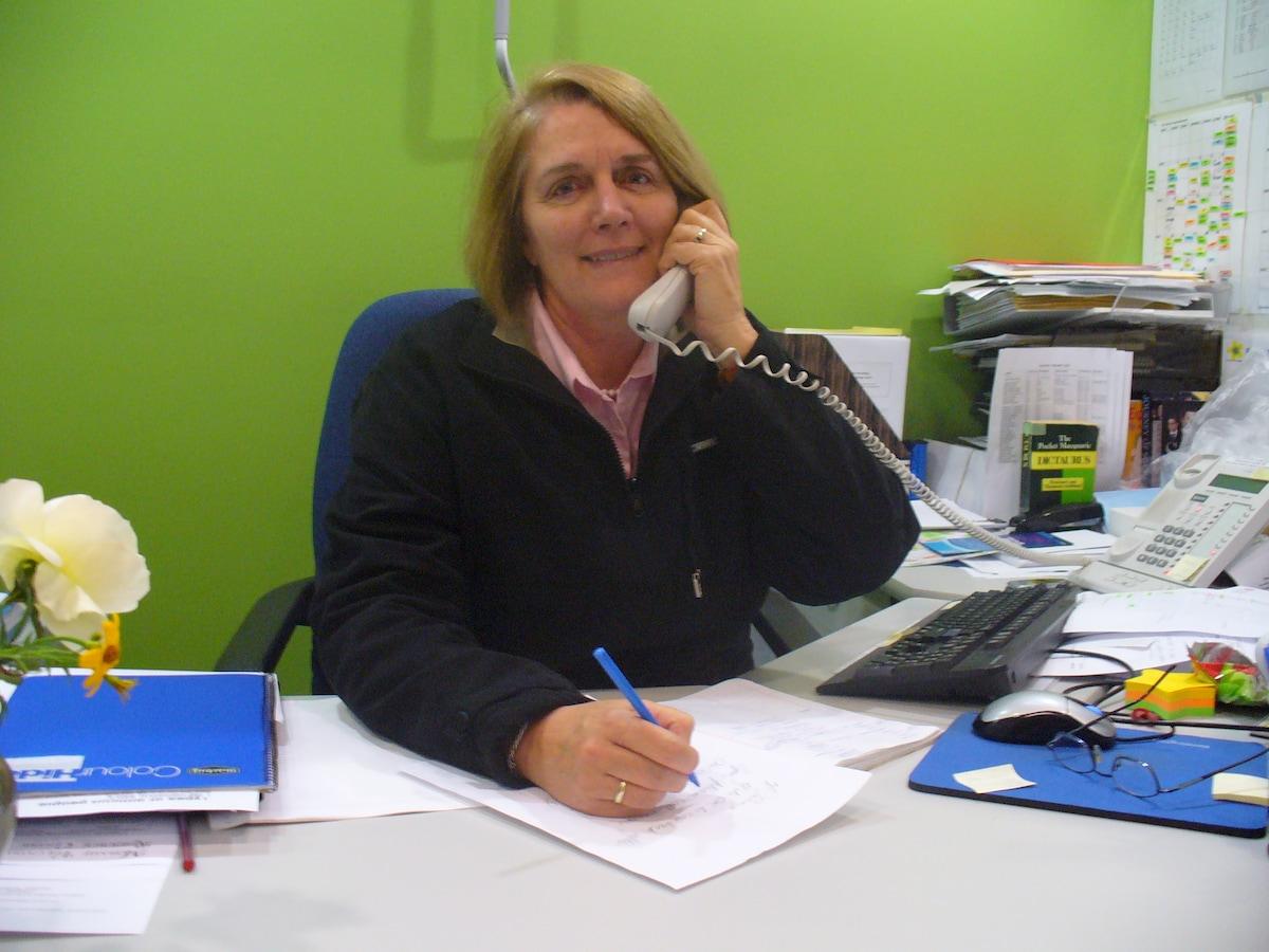 I am a Counsellor and Workshop Facilitator. I chos