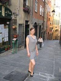 Claire (Baiba) from Frankfurt