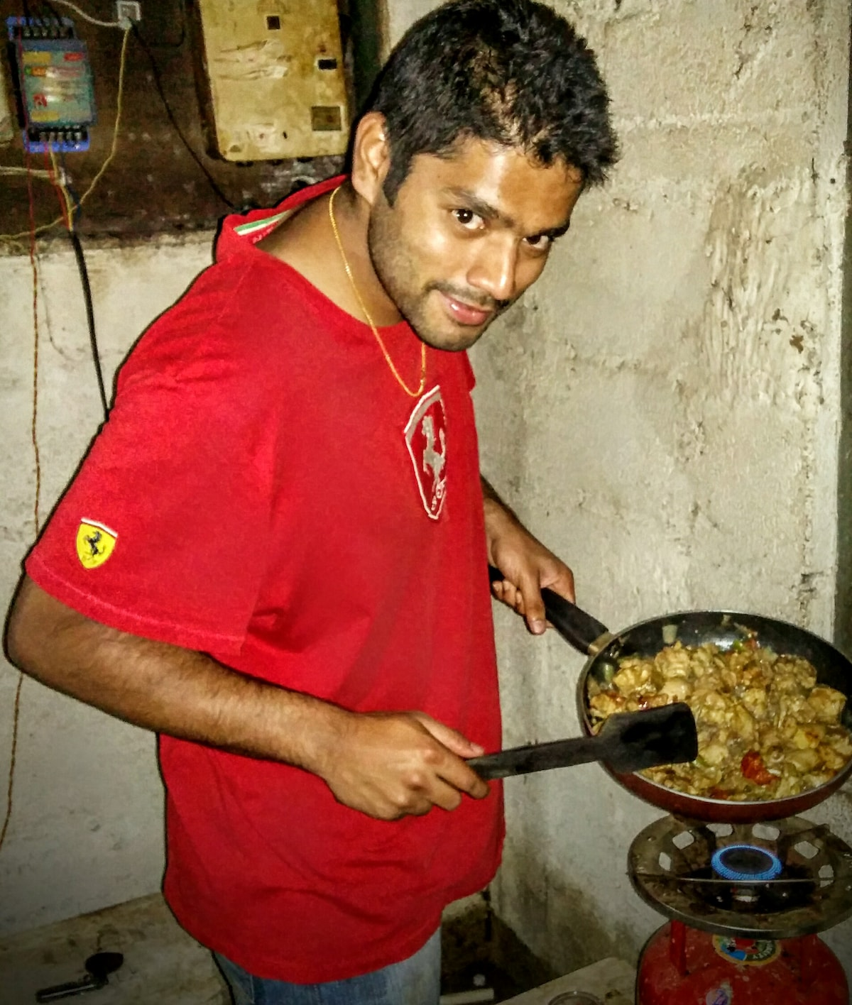 Prateek from Bengaluru