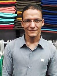 Mostafa from Aswan