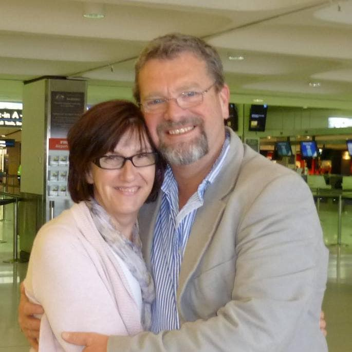 Vicki & Peter from Bowral