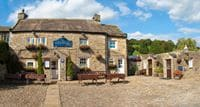 The George Inn is set in the heart of the Dales, t