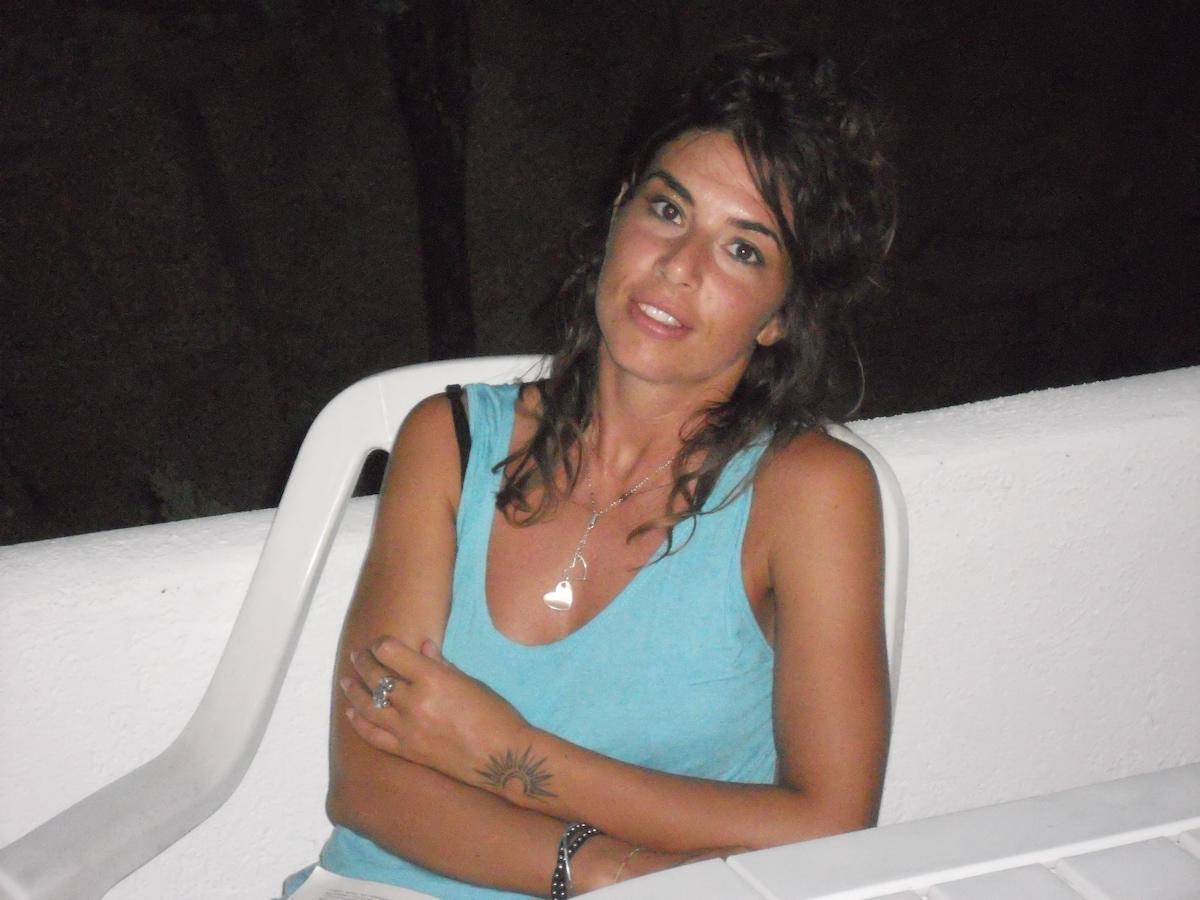 Morena from La Maddalena