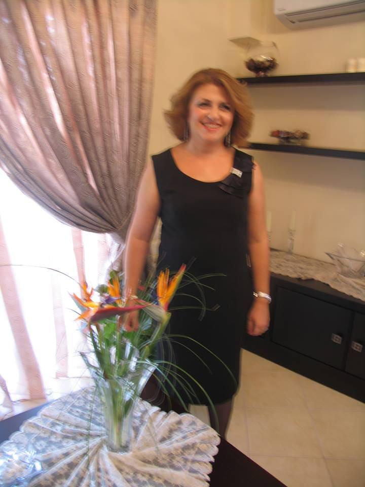 Afroditi from Makry Gialos