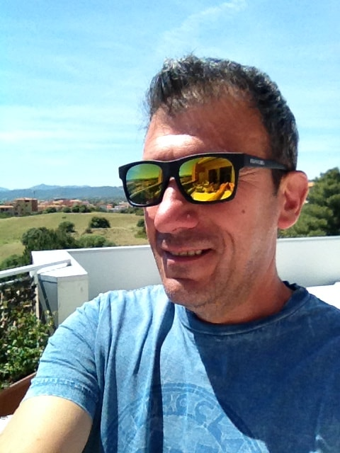 Mauro from Olbia