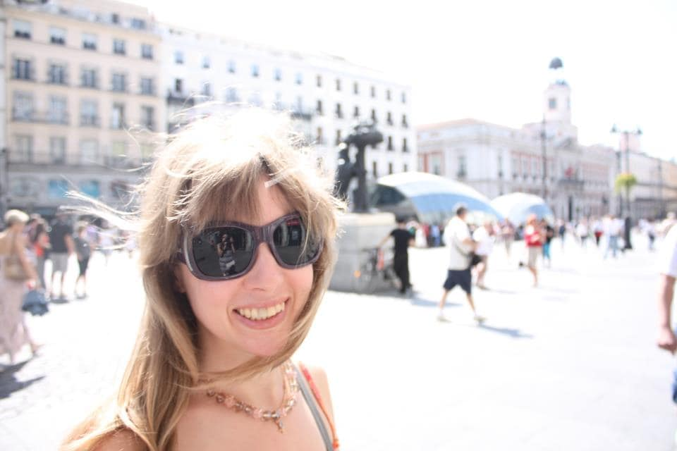 I have been living in Madrid for 7 wonderful years
