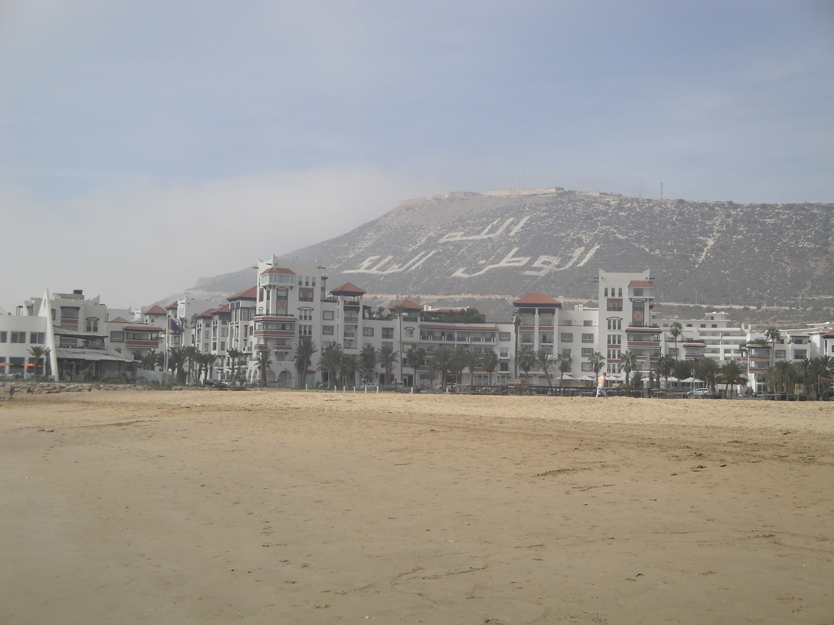 Aicha from Agadir