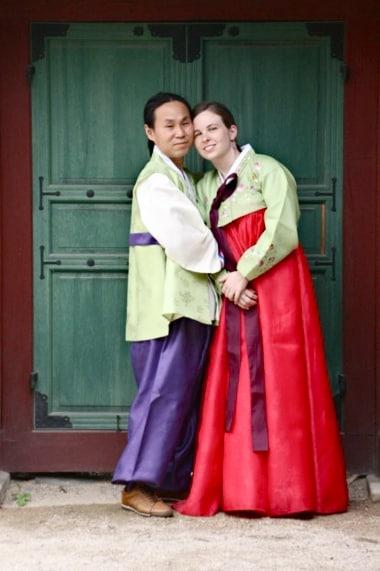 Sanghyun And Jo-Anna