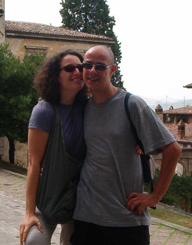 Silvia from Cannigione