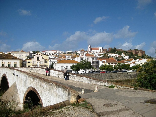 Residencial Ladeira From Silves, Portugal